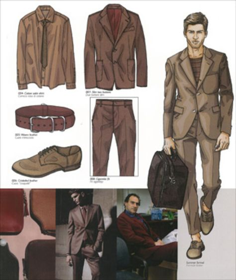 A + A VERY - Men's Fashion Trends - S/S 2014 - A + A - Styling ...