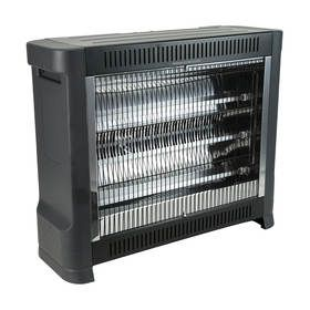 Radiant Heater With Fan Electrical Appliances Home Appliances