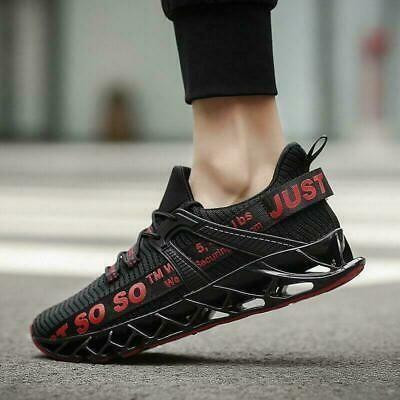 Mens Blade Black Tech Sports Shoes