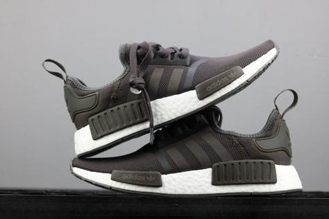 2018 adidas NMD Night Cargo Trace Grey Metalic Ftwr White