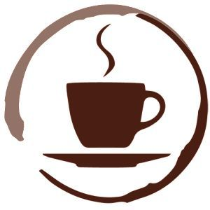 Saturday 6 30 10 Pm Steaming Cup Logo Coffee Clipart Coffee