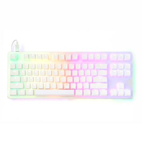 104 Key PBT OEM Profile Thick Side Printed Keycaps for