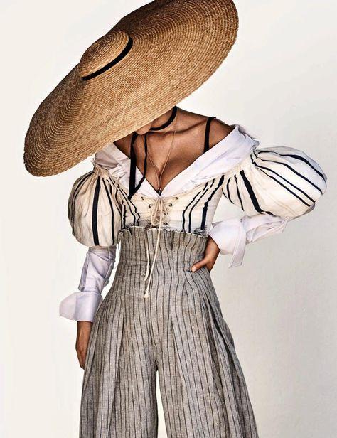 Vogue Germany June 2017 Josephine Skriver by Giampaolo Sgura | Fashion Editorials