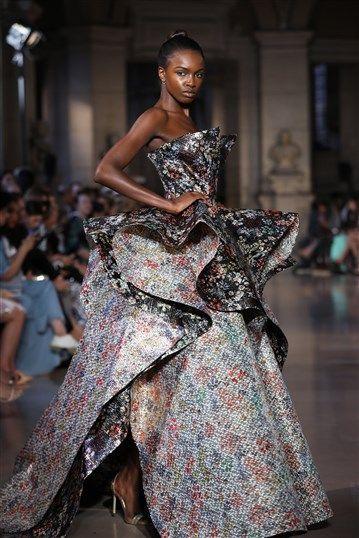 Fall Winter 2020 Rami Kadi Couture Fashion Couture Fashion