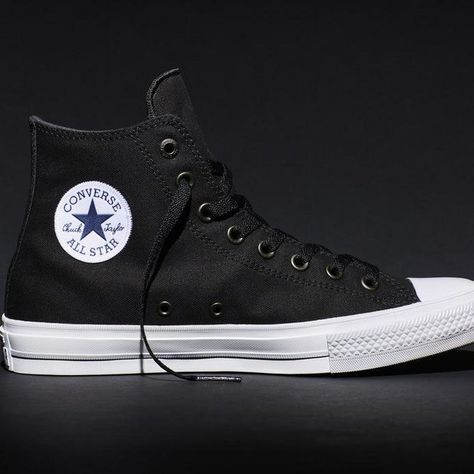 aa2a1f39ac39 Chuck Taylor s II - new and actually improved. But still a classic. Love.