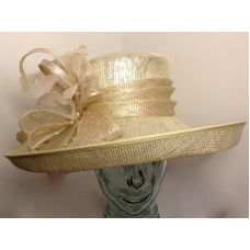 c580aa82006 Hat 1647 Champagne Silver for Hire