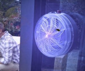 Help Keep Your Home Free Of Pesky Bugs And Insects By Placing This Solar Powered Mosquito Zapper On The Job It Provides A S Solar Power Solar Panel Cost Solar