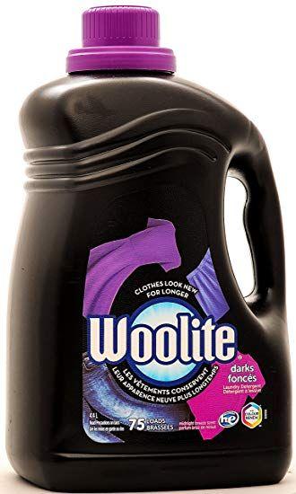 Woolite Darks Liquid Laundry Detergent 150 Fl Oz 75 Loads High