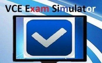 VCE Exam Simulator Crack License Key + Torrent