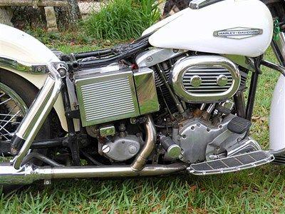 1968 Harley Davidson Flh Electra Glide Vanilla Cream White Panels Bushnell Florida 438128 Harley Davidson Harley Davidson Gear Harley