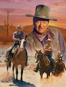 John Wayne: The Cowboy Way