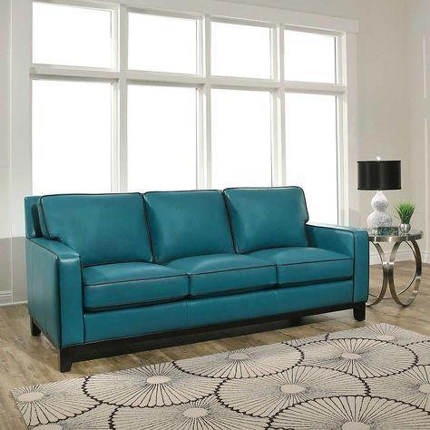Turquoise Leather Sofa Encouraging Turquoise Leather Sofa Epic Turquoise Leather Sofa 42 Modern Sofa Ideas With Turquois Leat In 2020 Nahkasohva Sofa Moderni Sohva