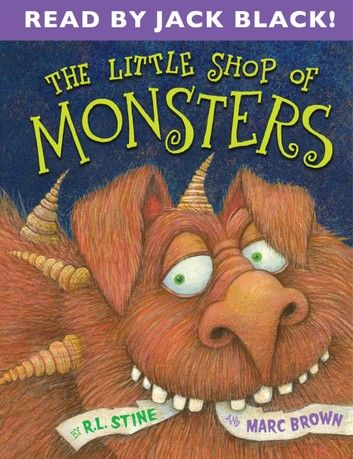 Halloween Books For 2nd Graders 2020 The Little Shop Of Monsters in 2020 | Halloween books, Children's
