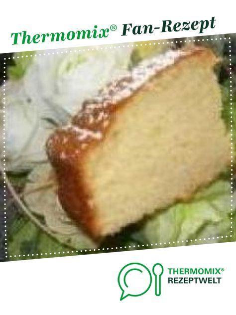 Limonadenkuchen (Sprudelkuchen) von Eugenie. Ein Thermomix ® Rezept aus der Kategorie Backen süß auf www.rezeptwelt.de, der Thermomix ® Community.