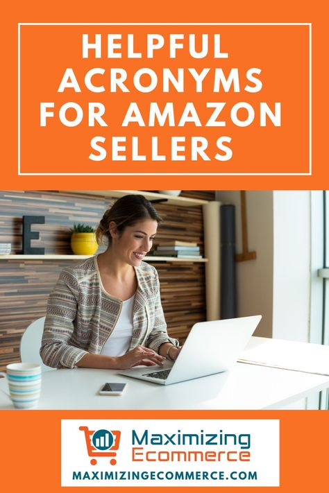 Acronyms for Amazon Sellers