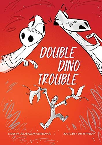Book review of Double Dino Trouble