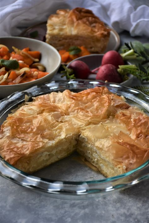 Cheese Pies, Cheese Pastry, Flaky Pastry, Filo Pastry, Croatian Recipes, Bosnian Recipes, Quick Easy Meals, Different Recipes, Love Food