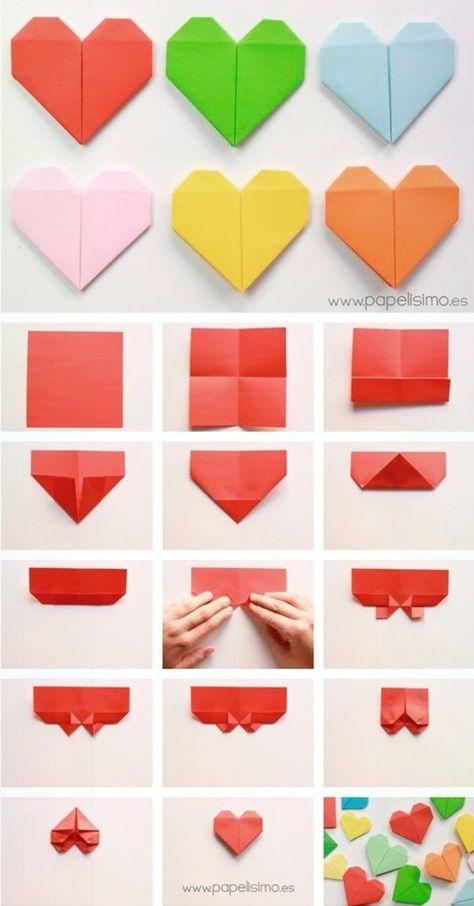 Außergewöhnlich DIY Easy Origami zum Besten von Kinder (mit Tutorials)  #besten #kinder #origami #tutorials
