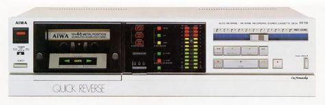 AIWA AD-FF7R (1981)