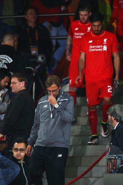 Jurgen Klopp Photos Photos: Liverpool v Sevilla - UEFA Europa League Final