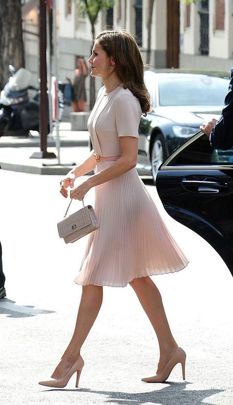 Queen Letizia's Style - Queen of Spain's Best Fashion Moments