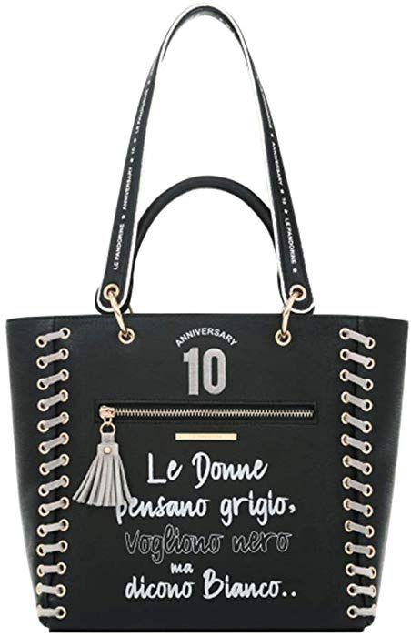 LE PANDORINE Borsa anniversary bag donne collezione 2019