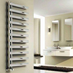 Reina Cavo Stainless Steel Bathroom Heated Towel Rail Radiator Brushed 880x500 Heated Towel Rail Stainless Steel Radiators Towel Radiator