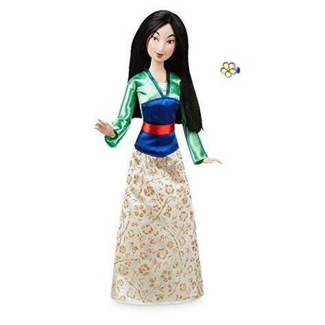 Disney Mulan Classic Doll with Ring - 11 1/2 inch - Default