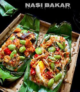 Resep Masakan Nusantara Resep Nasi Bakar Resep Makanan Asia Resep Masakan Resep Masakan Asia