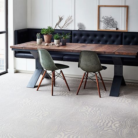 From vibrant colours to compelling patterns, carpets are on trend again. Robert Anton, consultant to the Carpet Foundation, shares his tips for choosing one