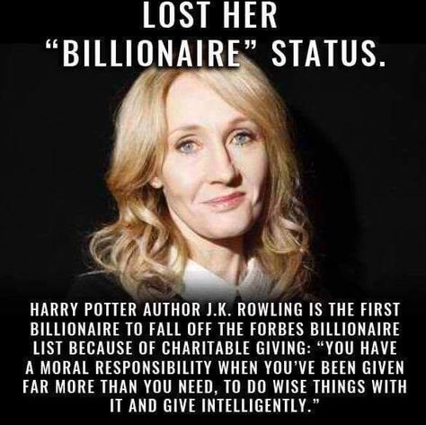 JK Rowling.. A true inspiration. - Imgur