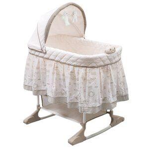 Juego De Cuna De Bebe Recien Nacido Recien Nacido Moisés Bassinet Bedding Set