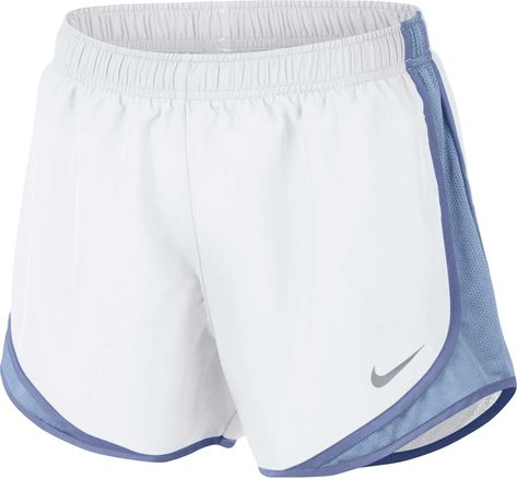 f2828dc0a4cc7 Nike Women's 3'' Dry Tempo Running Shorts, Size: XL, White