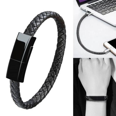 Bracelet Data Charging Cable