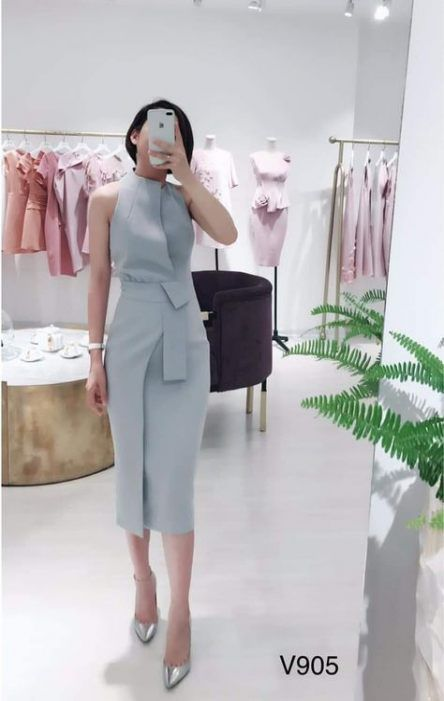 Womens Fashion For Work Casual Workwear Office Wear 52 Ideas Womens Fashion For Work Casual Workwear Office 2020 Elbise Modelleri Elbiseler Puantiyeli Elbise