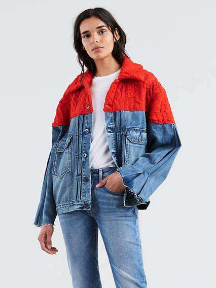 Levi's Native Trucker Jacket