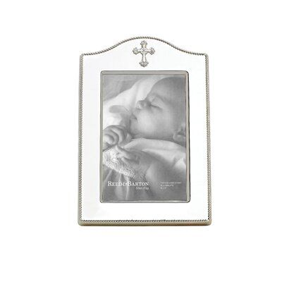 Silver Plated Giftware 4 X 6 Cross Frame In 2020 Cross Pictures Frame Frames On Wall
