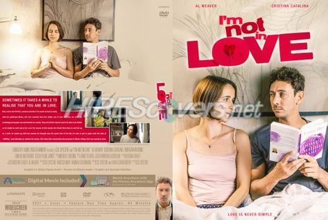 DVD Cover Custom DVD covers BluRay label movie art - DVD CUSTOM Covers - I / I'm Not In Love (2021)