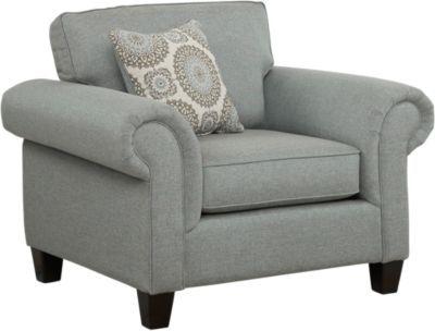Pennington Blue Chair Affordable Chair Patio Chair Cushions Living Room Chairs