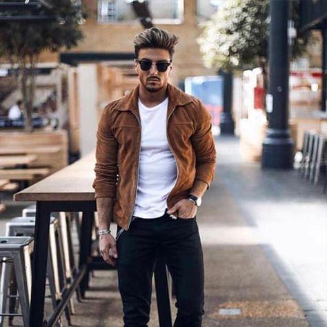 New Style Mens Casual Moda Masculina Ideas