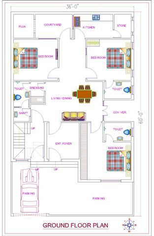 Independent Floor House Plans Delhi Ncr Chennai Bangalore And Hyderabad In 2020 Home Map Design Duplex House Plans Modern House Plans