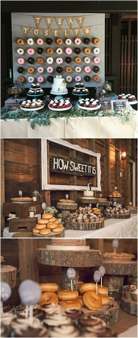 16 Country Rustic Wedding Dessert Table Ideas Page 4 Of 4 Wedding Dessert Table Rustic Wedding Dessert Table Decor Rustic Dessert Table