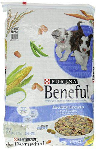 Purina Beneful Puppy Food 15 5 Lb For Sale Puppy Food Best Dog