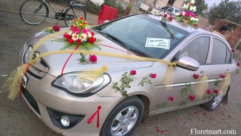 Beautifull car decotaion ahmedabad httpfloretmart beautifull car decotaion ahmedabad httpfloretmart wedding car decoration pinterest wedding car decorations wedding car and wedding junglespirit Gallery
