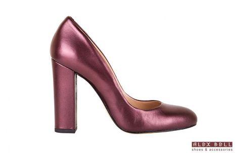 01f078465cb3e9 Женские туфли   Обувь Alex Bell   Бордовые туфли, Туфли и Женские туфли