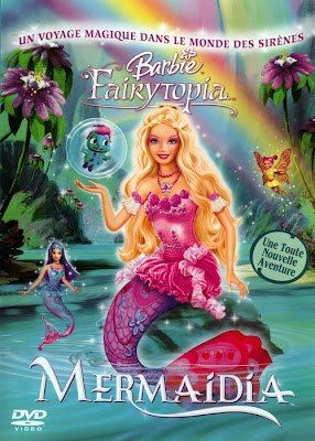 Barbie Fairytopia Mermaidia Pelicula Completa Online Barbie Fairytopia Barbie Cartoon Barbie
