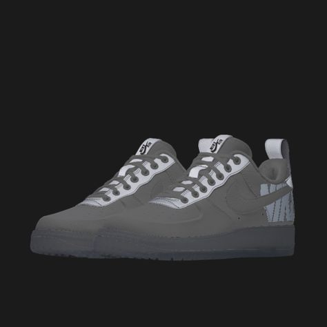 new product 4888a bd426 Nike Air Force 1 Low iD Winter White Schuh