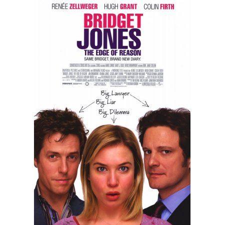Bridget Jones: The Edge of Reason POSTER Movie Mini Promo