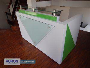 Counters De Recepcion Cableunion Muebles De Oficina Y Hogar En
