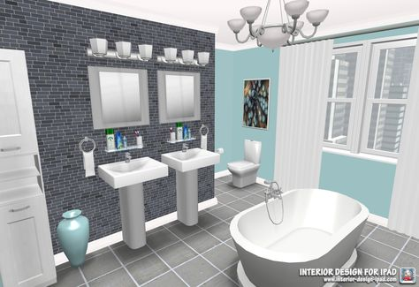 32 Interior Design App For Ipad, Best Ipad App For Bathroom Design